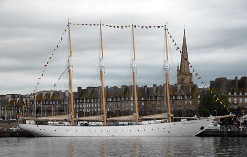 Santa Maria Manuela, Volker Gries, Tall Ships Race 2012, Saint-Malo, FRA , 07/2012