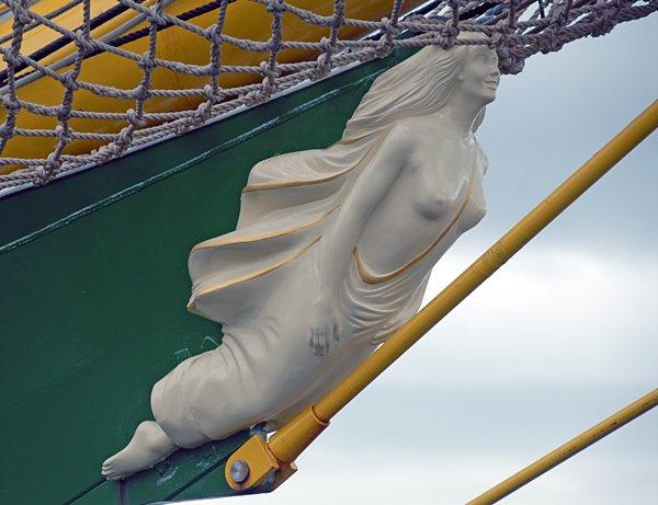 Alexander von Humboldt II, Volker Gries, Tall Ships Race 2012, Saint-Malo, FRA , 07/2012