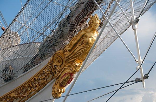 Juan Sebastian de Elcano, Volker Gries, Tall Ships Race 2012, Saint-Malo, FRA , 07/2012