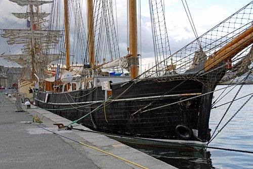 Den Store Bjørn, Volker Gries, Tall Ships Race 2012, Saint-Malo, FRA , 07/2012