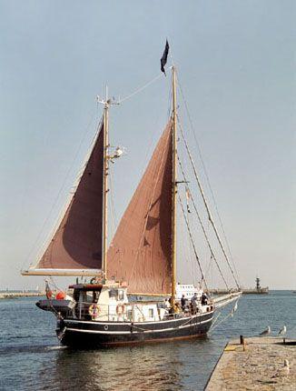 Alte Liebe, Volker Gries, Sail Travemünde 2005 , 08/2005