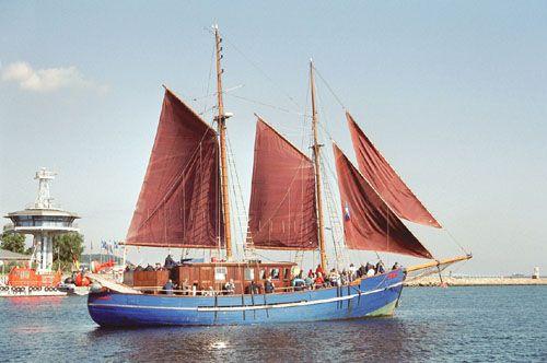 Gotland, Volker Gries, Sail Travemünde 2005 , 08/2005