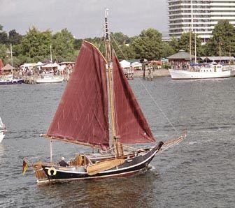 Westenwind, Volker Gries, Sail Travemünde 2005 , 08/2005