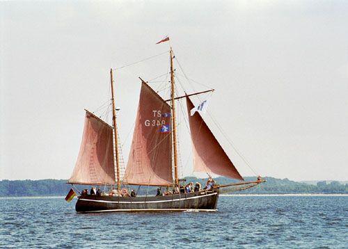 Birgitte, Volker Gries, Sail Travemünde 2005 , 08/2005