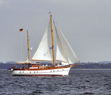 Patria, Volker Gries, Sail Travemünde 2005 , 08/2005
