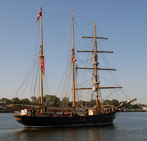 Loa, Volker Gries, Tall Ships Race 2013, Szczecin, POL , 08/2013