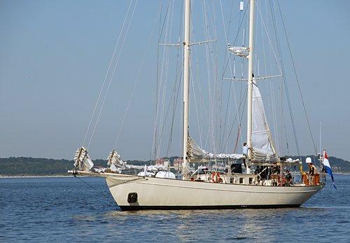 Urania, Volker Gries, Tall Ships Race 2013, Szczecin, POL , 08/2013
