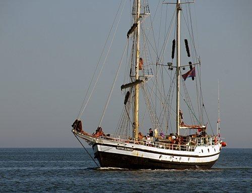 Kapitan Glowacki, Volker Gries, Tall Ships Race 2013, Szczecin, POL , 08/2013