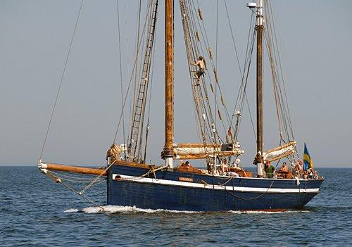 Atlantica, Volker Gries, Tall Ships Race 2013, Szczecin, POL , 08/2013