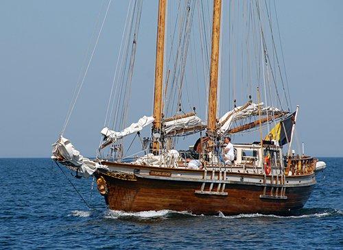 Rupel, Volker Gries, Tall Ships Race 2013, Szczecin, POL , 08/2013