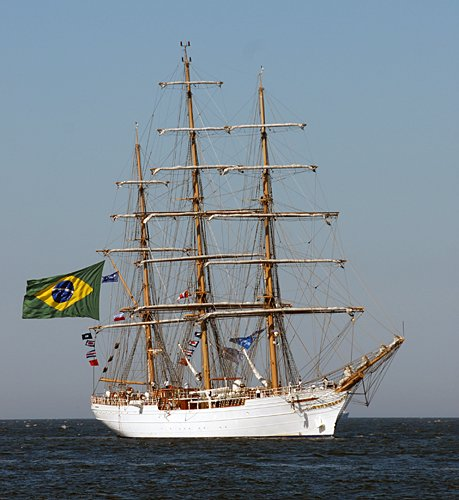 Cisne Branco, Volker Gries, Tall Ships Race 2013, Szczecin, POL , 08/2013