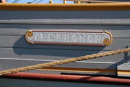 Tre Kronor af Stockholm, Volker Gries, Tall Ships Race 2013, Szczecin, POL , 08/2013