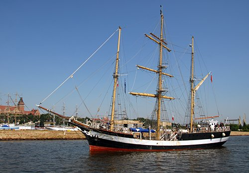 Pelican of London, Volker Gries, Tall Ships Race 2013, Szczecin, POL , 08/2013