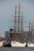 Cisne Branco, Volker Gries, Lütte Sail Bremerhaven 2008 , 08/2008