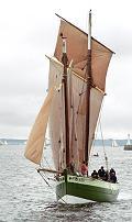 Le Grand Léjon, Volker Gries, Brest/Douarnenez 2004 , 07/2004