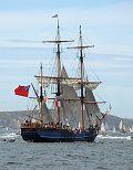 Earl of Pembroke, Volker Gries, Brest/Douarnenez 2008 , 07/2008