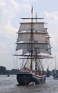 Gerda Gefle, Volker Gries, Hanse Sail Rostock 2006 , 08/2006