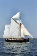 Grethe Witting, Volker Gries, Hanse Sail Rostock 1997 , 08/1997