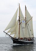 Atene, Volker Gries, Hanse Sail Rostock 2006 , 08/2006