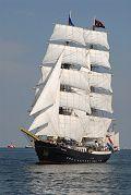 Mercedes, Volker Gries, Hanse Sail Rostock 2006 , 08/2006