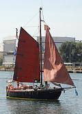 Isamar, Volker Gries, Hanse Sail Rostock 2008 , 08/2008