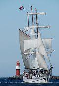 Loth Loriën, Volker Gries, Hanse Sail Rostock 2009 , 08/2009