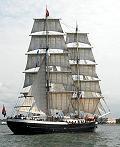 Mercedes, Volker Gries, Hanse Sail Rostock 2010 , 08/2010