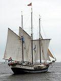 Regina Maris, Volker Gries, Hanse Sail Rostock 2011 , 08/2011
