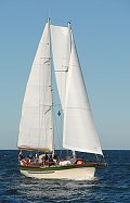 Catharina, Volker Gries, Hanse Sail Rostock 2012 , 08/2012
