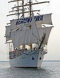 Dar Mlodziezy, Volker Gries, Hanse Sail Rostock 2013 , 08/2013