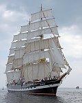 Kruzenshtern, Volker Gries, Hanse Sail Rostock 2013 , 08/2013