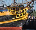Étoile du Roy, Volker Gries, Hanse Sail Rostock 2015 , 08/2015