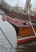 Amphitrite, Volker Gries, Hanse Sail Rostock 2016 , 08/2016