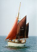 Aglaia, Volker Gries, Hanse Sail Rostock 1999 , 08/1999