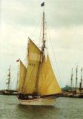 Carmelan, Volker Gries, Hanse Sail Rostock 1998 , 08/1998