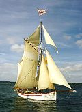 Carmelan, Volker Gries, Sail Flensburg 2000 / Cutty Sark 2000 , 08/2000