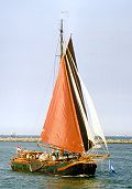 De Albertha, Volker Gries, Hanse Sail Rostock 2000 , 08/2000