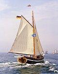 Die Zwillinge, Volker Gries, Hanse Sail Rostock 1999 , 08/1999