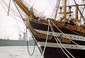 Amerigo Vespucci, Holger Thormann, S.Y. Allegria, Hamburg , 08/1999