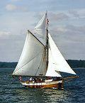 Solvang, Volker Gries, Sail Flensburg 2000 / Cutty Sark 2000 , 08/2000