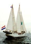 Loth Loriën, Volker Gries, Hanse Sail 1996 / Cutty Sark 1996 , 08/1996