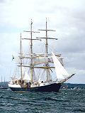 Gunilla, Volker Gries, Sail Flensburg 2000 / Cutty Sark 2000 , 08/2000