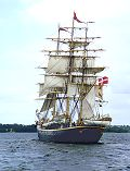 Georg Stage, Volker Gries, Sail Flensburg 2000 / Cutty Sark 2000 , 08/2000