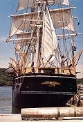 Charles W. Morgan, Werner Jurkowski, Mystic Seaport , 07/2000
