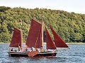 Galatea von Buxtehude, Volker Gries, Rum-Regatta 2003 , 05/2003