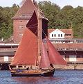 Kaperen, Volker Gries, Rum-Regatta 2001 , 05/2001