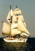 Greif, Volker Gries, Hanse Sail Rostock 1997 , 08/1997