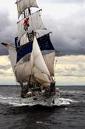 Greif, Lothar Lorenz, Hanse Sail Rostock 2005 , 08/2005