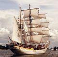 Stedemaeght, Werner Jurkowski, Sail Amsterdam 1995 , 08/1995