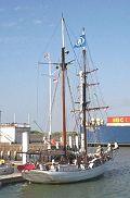 Spirit of Chemainus, François Longuet, Oostend , 05/2005